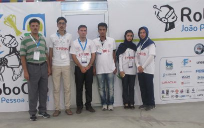 The Robocup team of Shiraz University of Technology placed in the fifth position in the 2nd League of 2D Simulation Football Championship in the World Cup of Brazil